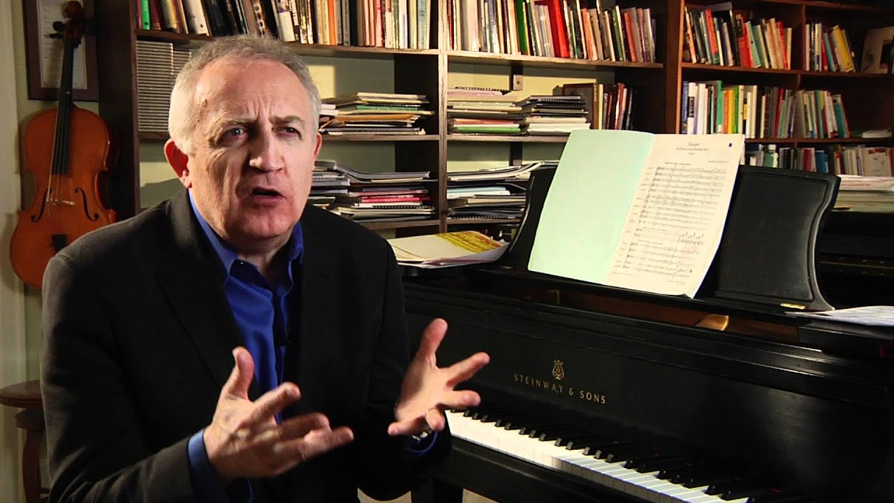Bramwell Tovey on the 2012 Summertime Classics Concerts