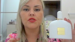 Perfume White Patchouly Tom Ford Review - resenha lThays Heytor