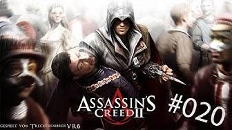 Let's Play Assassin's Creed 2 #020 Und Assassinen-Grab Numero Tre [HD]