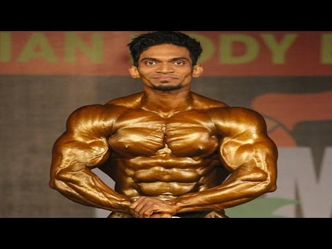 IBBF Mr India 2017 Sunit Jadhav Comparision with Ram Niwas for Title