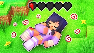 Aphmau Is HURT In Minecaft!