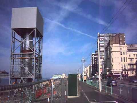 Building i360 -  25 June 2015 - Brighton & Hove, UK - Geo Engineering