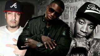 French Montana Ft Gucci Mane & Wiz Khalifa - Choppa Choppa Down (Remix)