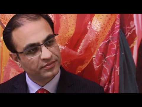 Kapil Chopra, Senior Vice President, Obero Hotels & Resorts @ ITB Berlin 2011