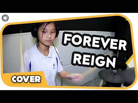 Forever Reign Drum Cover (Cheyenne Tay)