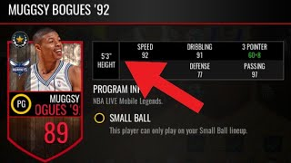 POSTERIZING PEOPLE WITH MUGGSY BOGUES!! (SMALLEST PLAYER EVER)