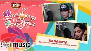 Kababata Kyla and Kritiko Himig Handog 2018 In Studio.mp3