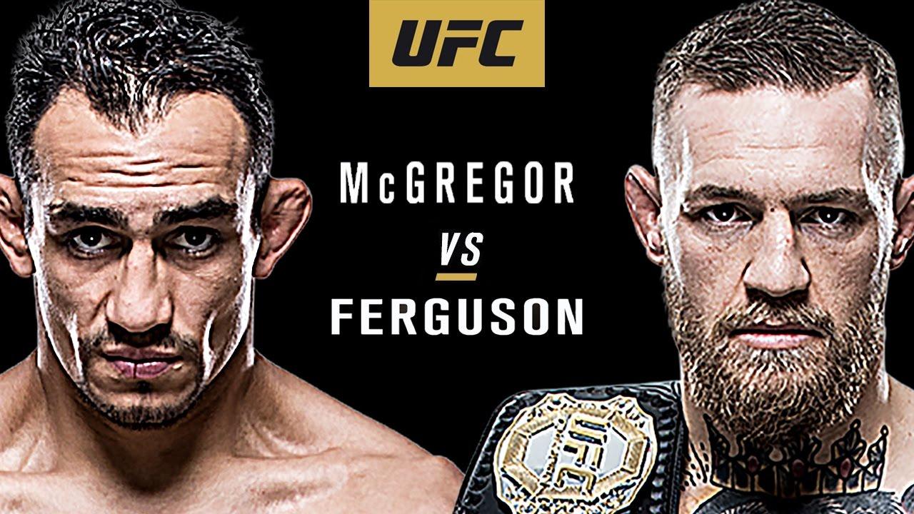 Tony Ferguson Last 7 Fights