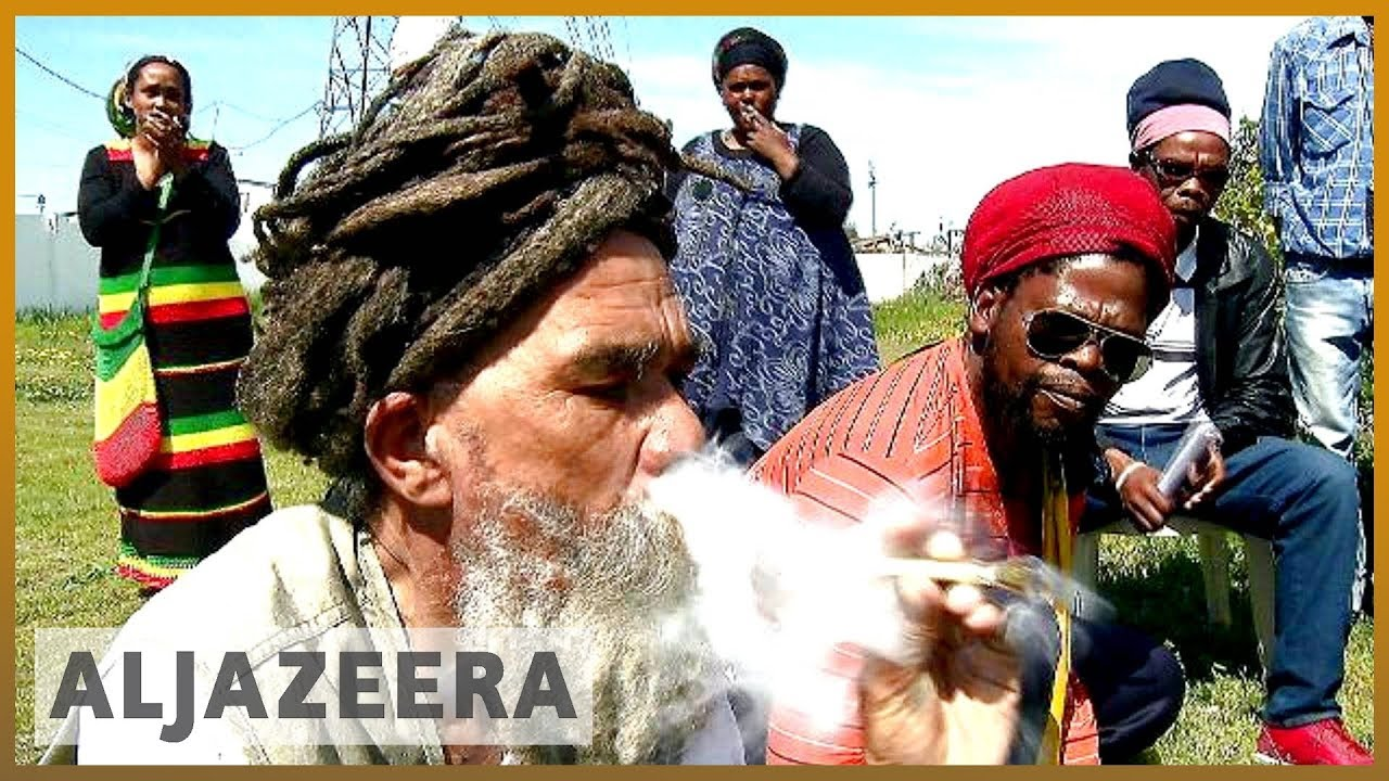 South Africans highly divided over relaxed cannabis laws   Al Jazeera English