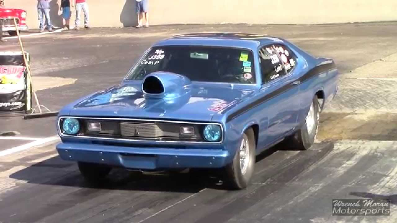 Coutning Cars Wallpaper 1970 Plymouth Duster At Goodguys Drag Races Youtube