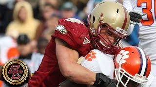 Luke Kuechly Boston College Highlights | ACC Icon