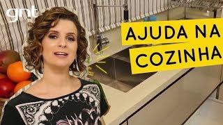 Como organizar a cozinha | Dica de Organização | Micaela Góes