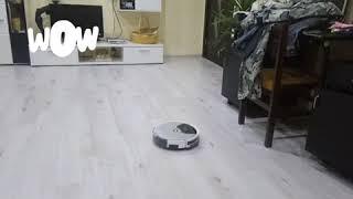 Lidl vacuum cleaning robot silvercrest ssra1