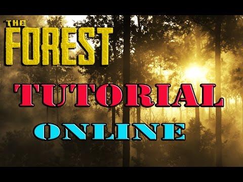 Como Jugar The Forest Coop Online   Sin Steam Sin Hamachi 2016 HD   Emulador de steam