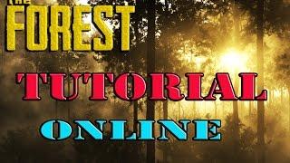 Como Jugar The Forest Coop Online | Sin Steam Sin Hamachi 2016 HD | Emulador de steam