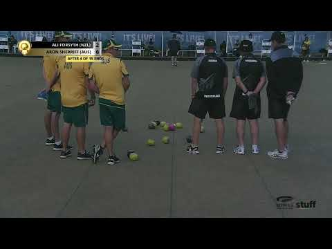 Men's Fours Final - Asia Pacific Championships