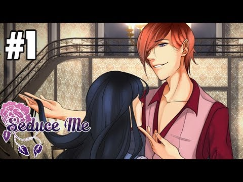 THE DAY HER LIFE CHANGED - Let's Play: Seduce Me The Otome Part 1-4 [Erik's Route] (Re-upload)