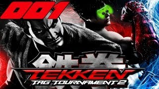 Let's Play Tekken Tag Tournament 2[Deutsch][Wii U][HD] #001 - Auf die Fresse!