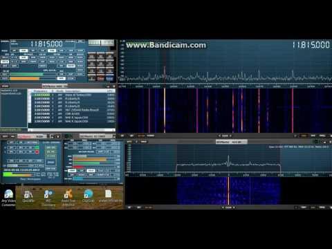 Radio Brasil Central Goiania 11815khz 7.5kw 06/09/2016 00:27 UTC