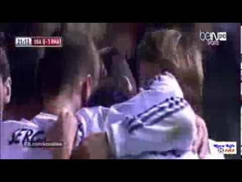 Osasuna - Real Madrid 0-2 15/1/2014 All goals and highlights