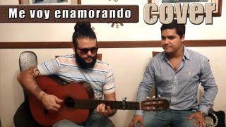 Me voy enamorando - Chino y Nacho ft. Farruco / COVER / Angel Rocca y Kenne Hernandez