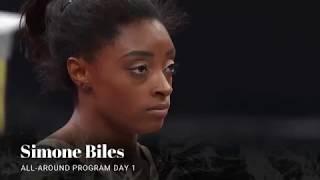 SIMONE BILES ALL-AROUND PROGRAM (2018 U.S. Championships Day 1)