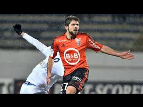 Jimmy Cabot ● Troyes & Lorient ● Goals, Skills & Assists ● 2015/2016 HD