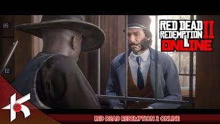 Red Dead Redemption 2 ONLINE : Let