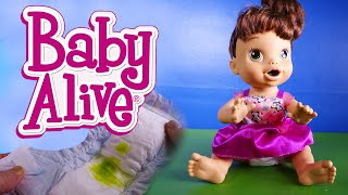 BABY ALIVE Potty Training Baby Alive