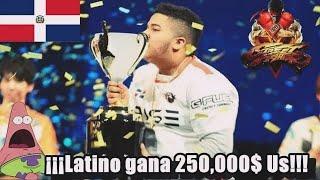 Latino gana 250.000$ en la Capcom Cup 2017  | MenaRD vs Tokido | Grand Finals