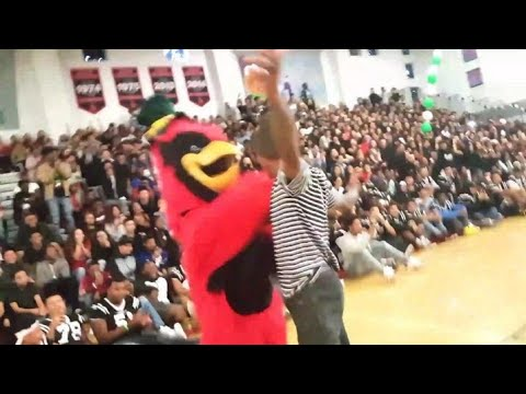 CHAMP Grand Finale @ Lawndale High School Homecoming Rally 2017 | Tyler K. Moore