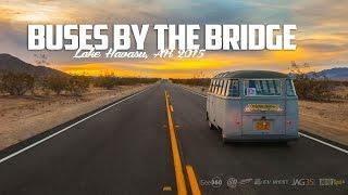 Buses By The Bridge 266 mile Trip on TesLA 18650 Batteries eSamba Ep 42 BBB