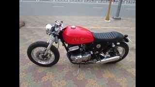 Ver.55 Honda Rebel 250cc Cafe Racer
