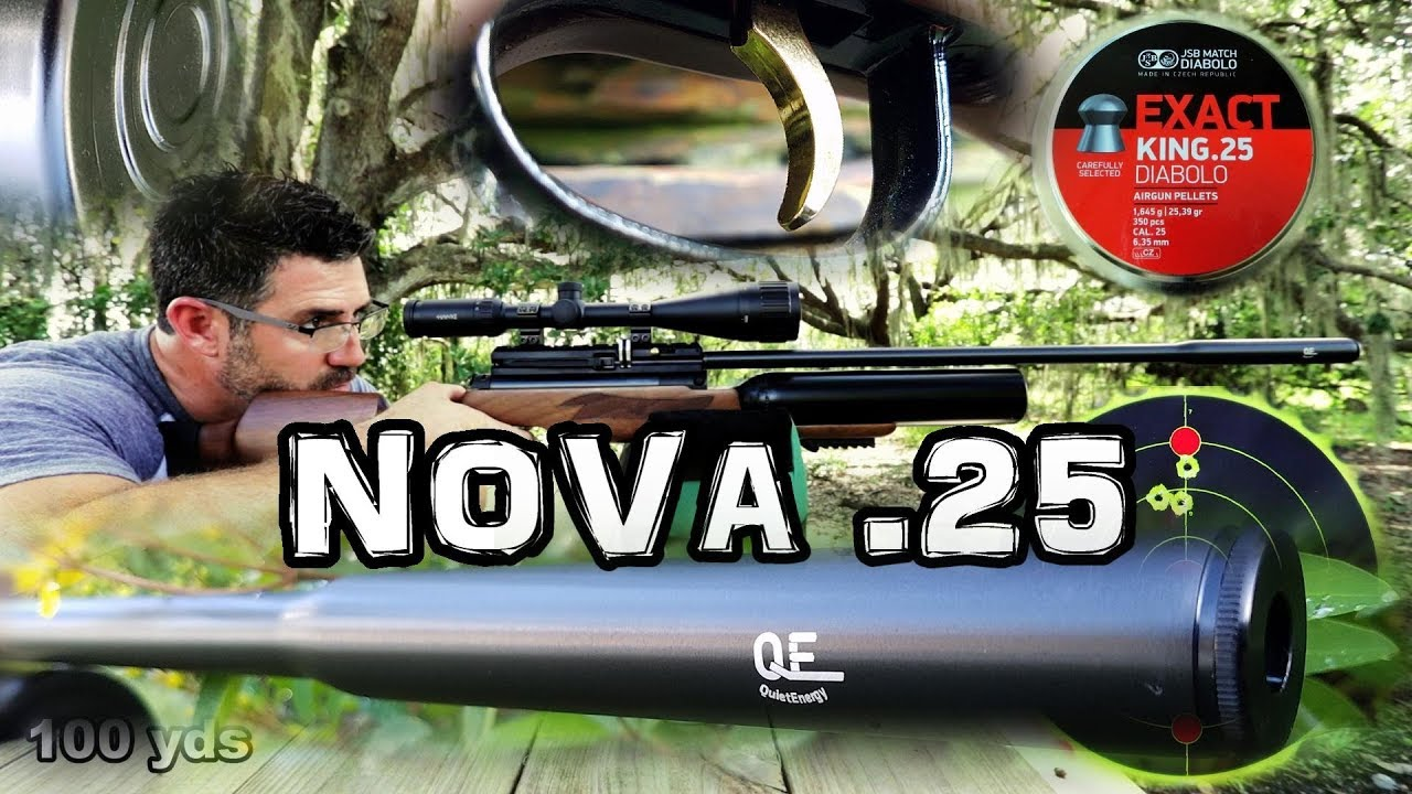 Hatsan Nova QE  25 - FULL REVIEW