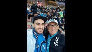 Napoli - Parma 3-0  26-09-2018  (Casa Cuomo dal San Paolo)