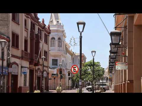 To and at La Serena and further, Chili
