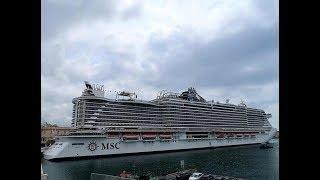 O Viaje Comigo foi conhecer, em primeira mão, o MSC Seaview em Géno...