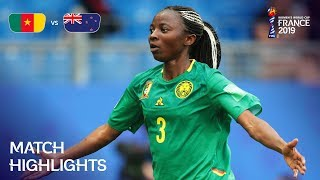 Download Cameroon v New Zealand - FIFA Women's World Cup France 2019™ Mp3 and Videos