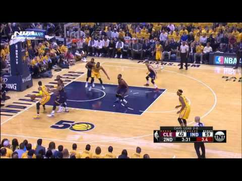 NBA Playoffs 2017 Game 3: Cleveland Cavaliers vs Indiana Pacers Full Game Highlights