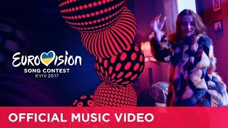 Jana Burčeska - Dance Alone (F.Y.R. Macedonia) Eurovision 2017 - Official Music Video