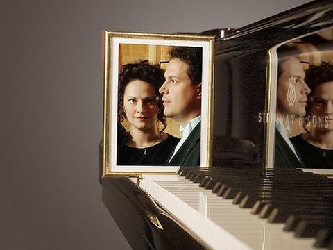 "Genova & Dimitrov - ""In Person: Great Names, Top Artists"" at Radio Stuttgart"