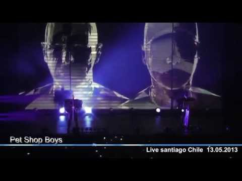 PET SHOP BOYS / Electric World Tour / Santiago Chile 13.05.2013 / Full Show