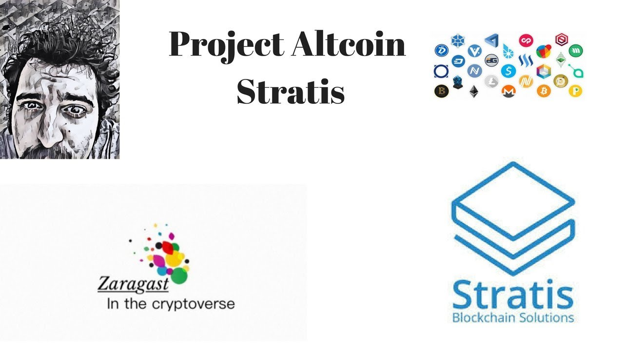Project Altcoin. Stratis