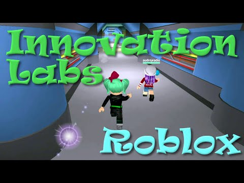 ROBLOX | Innovation Labs | SallyGreenGamer | RadioJH Games