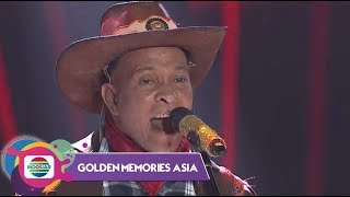 "KEREN BANGET!! Tonny Pereira ""Rock N Roll Music"" Raih 5 SO Komentator - Golden Memories Asia"
