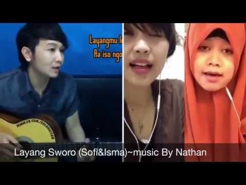 (Layang sworo) Marya Isma & Sofi Feat. Nathan Fingerstyle