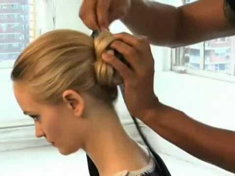 Video  Khoe cổ cao với búi tóc xinh   Làm đẹp   Tóc đẹp