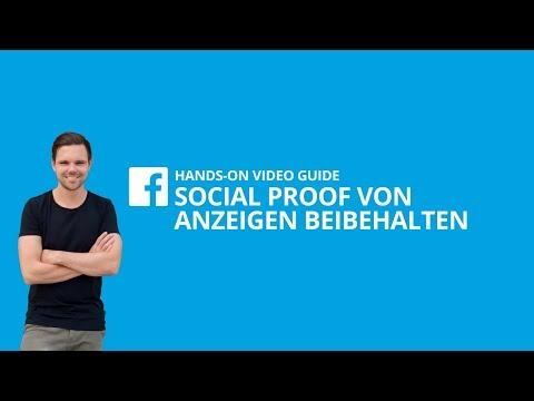 Facebook Anzeigen: Social Proof beim Duplizieren von Adsets beibehalten [#3 HANDS-ON VIDEO GUIDE]