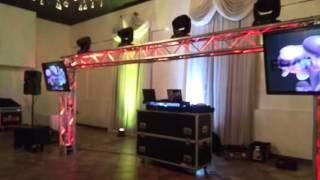 DJ FRANKIE BOI WEDDING. IN IRVING TX