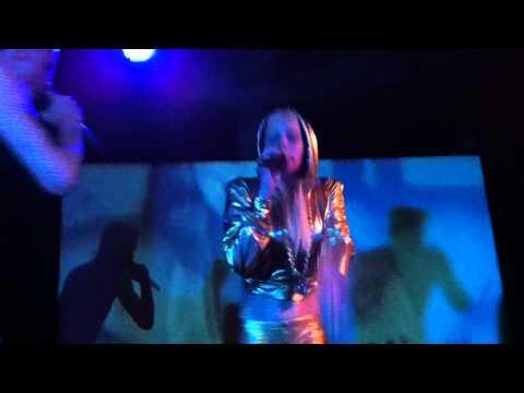 Die Antwoord - Rich Bich - live @ Glasgow SWG3